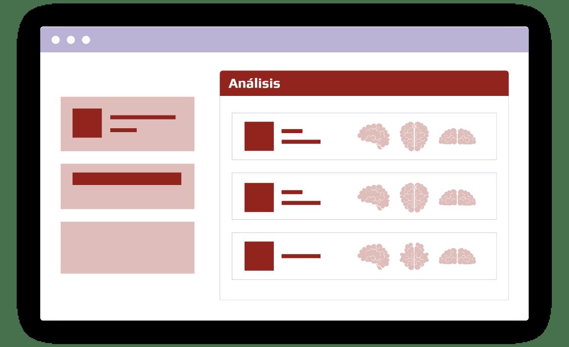 pantalla análisis SISCOM
