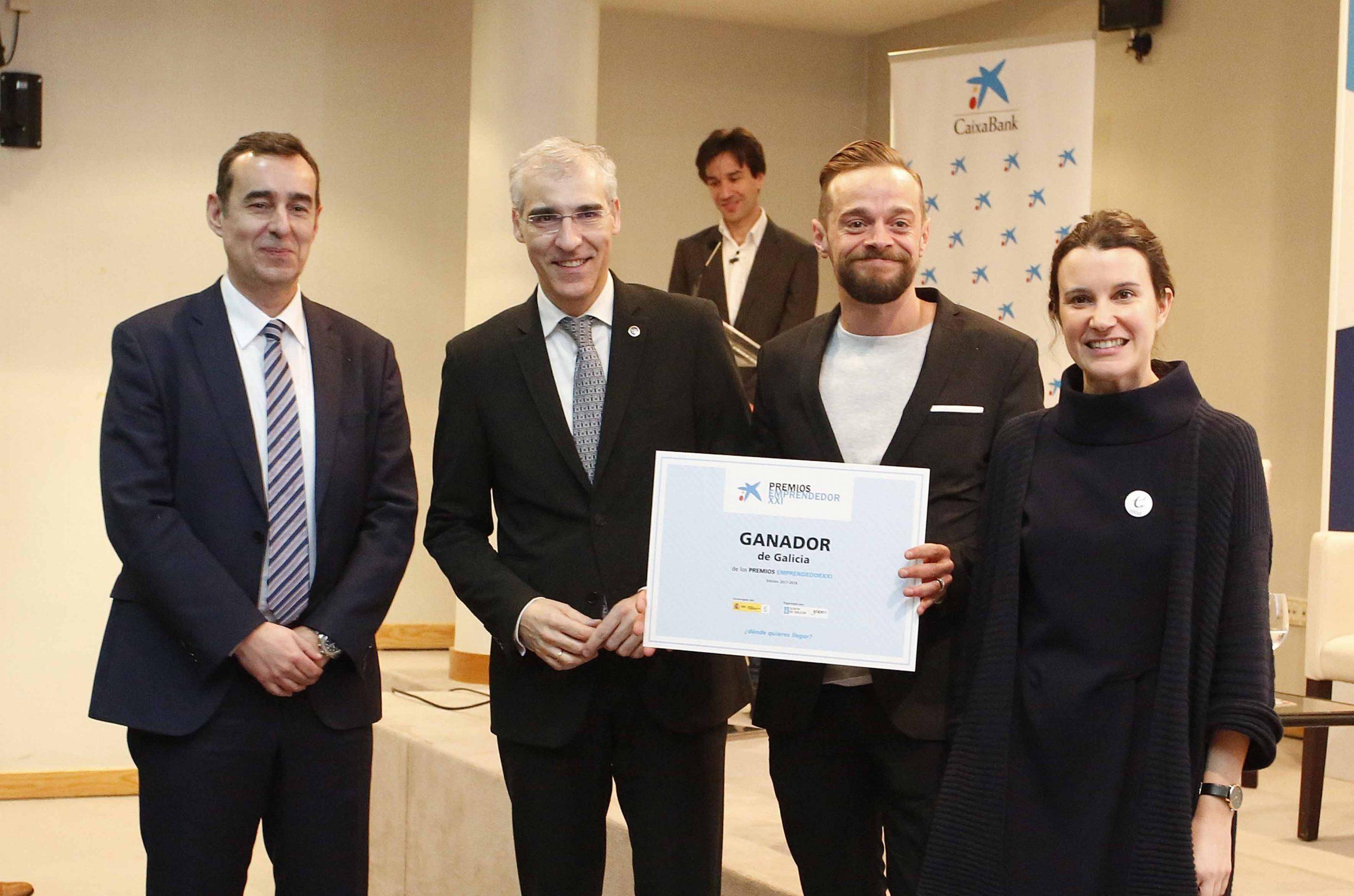 Premio Emprendedor XXI