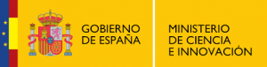Logo Ministerio de Ciencia e Innovacion